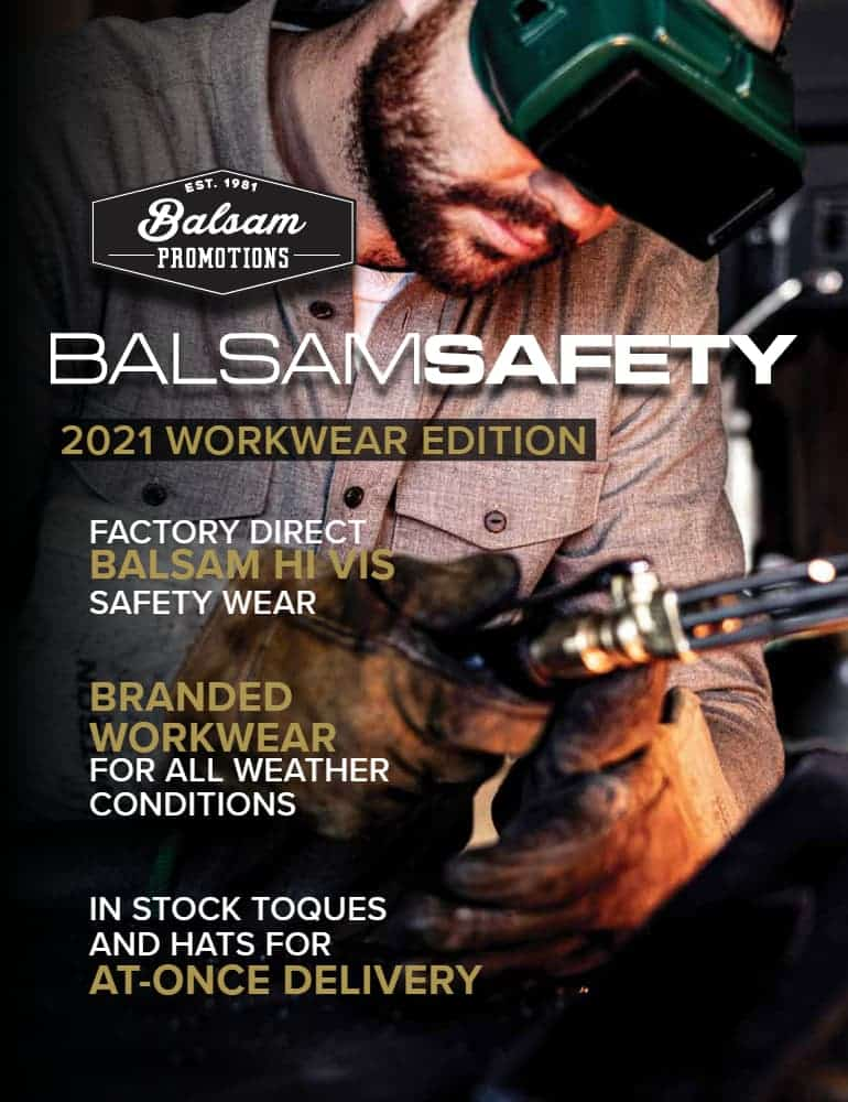 Balsam Promotions Workwear 2021